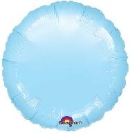 imagen Globo  circulo azul pastel