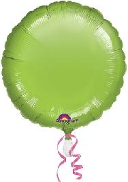 Globo circulo kiwi
