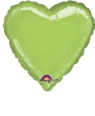 imagen Globo corazón kiwi