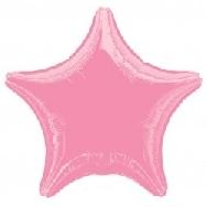 Globo estrella rosa chicle