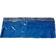 Fleco de plastico azul (25 mts)
