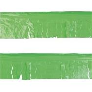 Fleco plastico verde
