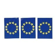 Bandera plastico CEE (50 mts.)