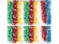 Collar de plástico de colores