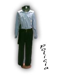 imagen Disfraz de Policía