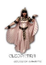 Disfraz de Cleopatra (colección diamante)
