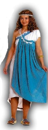 imagen Disfraz de Romana azul