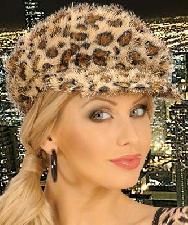 Gorra leopardo