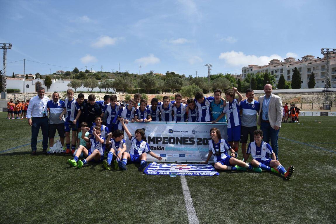 Matties Bags patrocina el segundo torneo internacional de fútbol base