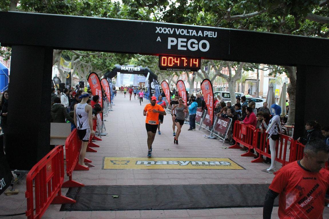 #Mattiesbags en la cursa de Pego