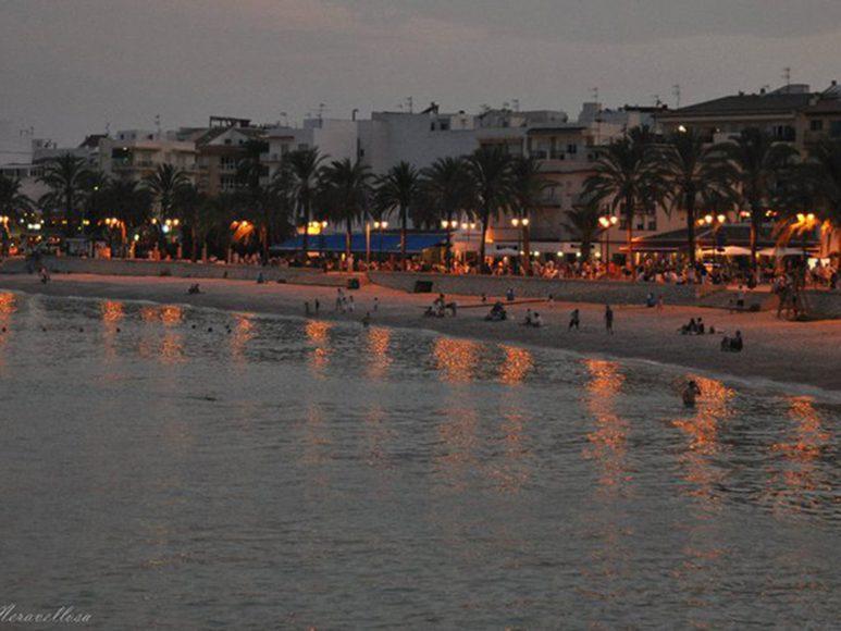 Noche de San Juan en Jávea