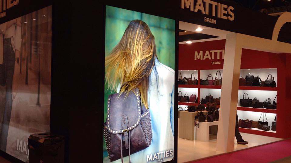 Matties Bags llega a la feria Bisutex de Madrid