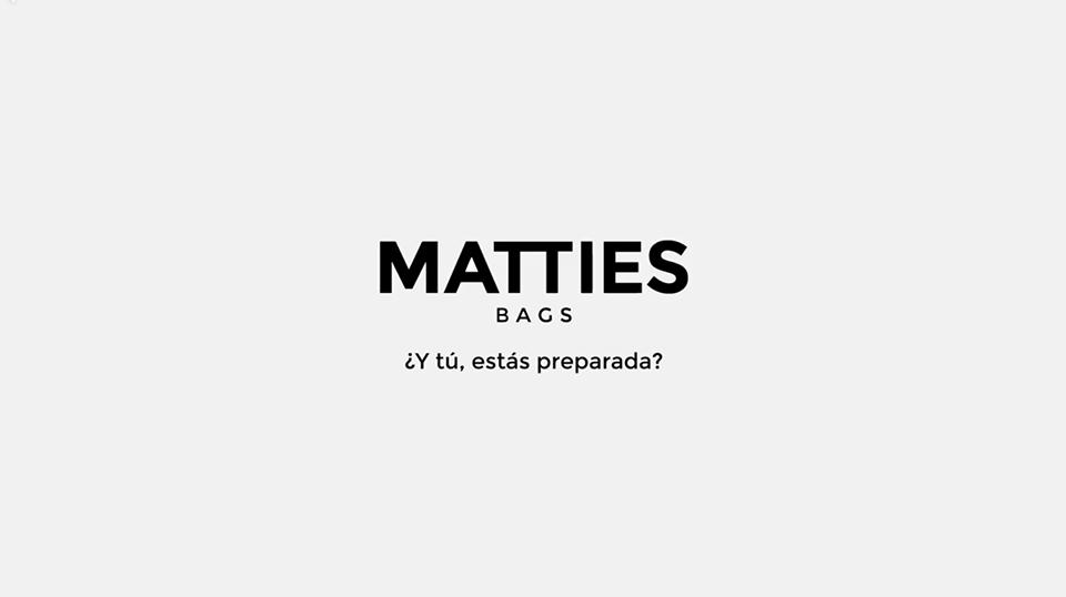 Matties Bags presenta su nueva campaña de Navidad