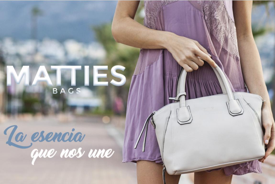 La nueva colección de Matties Bags se expande en el mercado