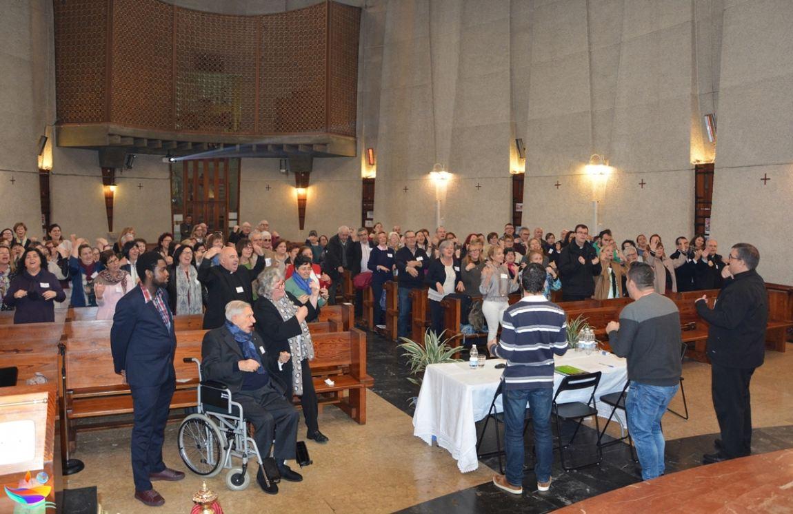 Crónica  Primer Encuentro Nacional y Visita del Organismo Internacional