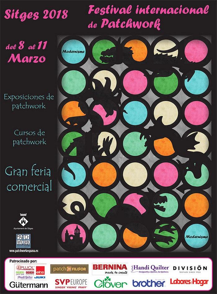 Festival Internacional de Patchwork en Sitges