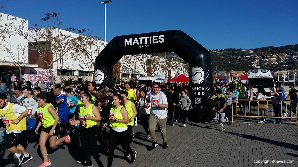 Matties Bags colabora con el IES nº1 de Xàbia