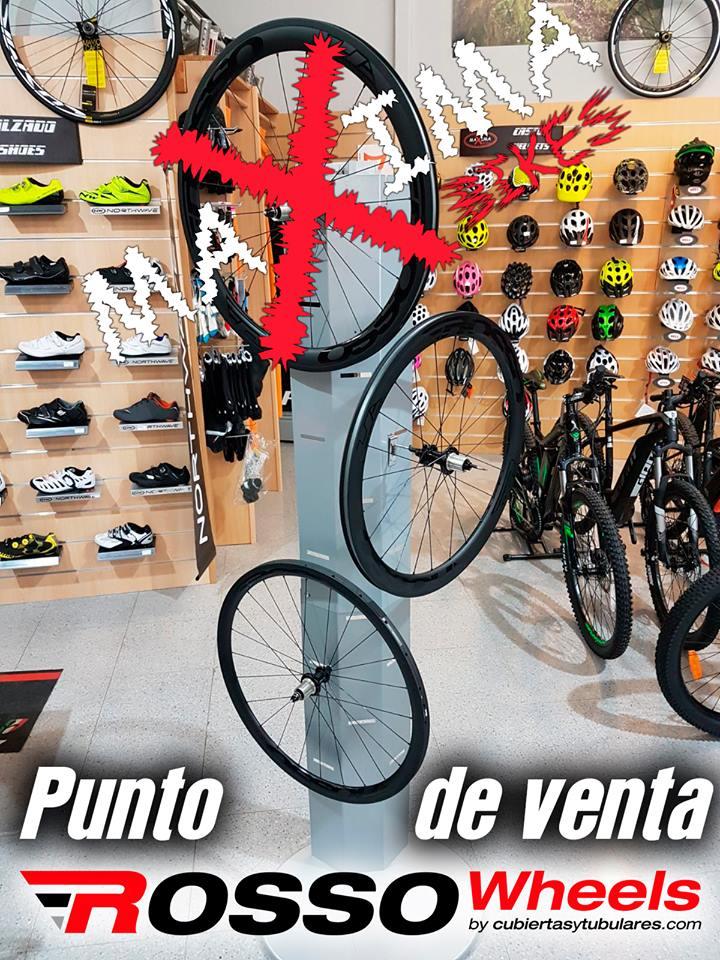 Foto Ruedas rosso wheels