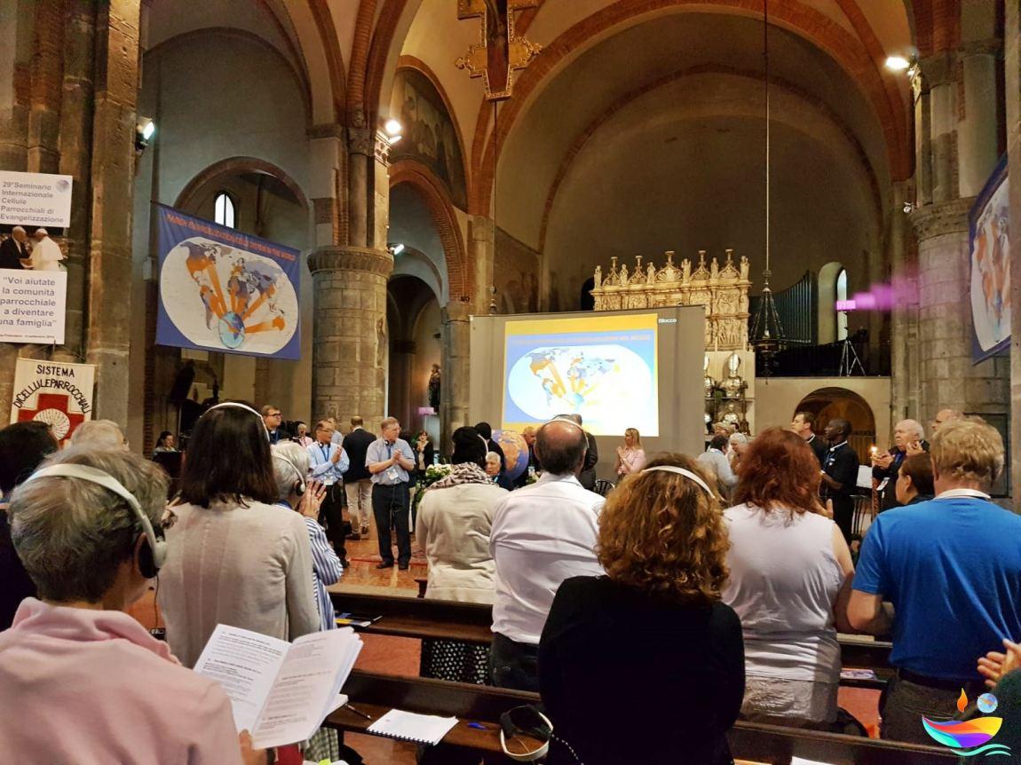 Presentes en el 29º Seminario Internacional del SCPE
