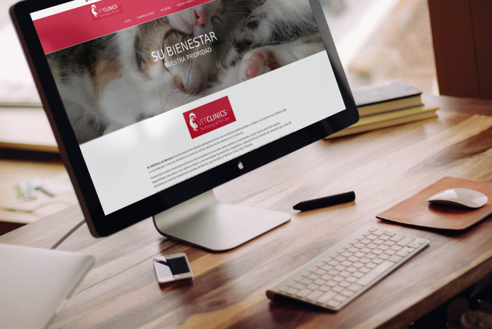 Nueva web VetClinics Benissa