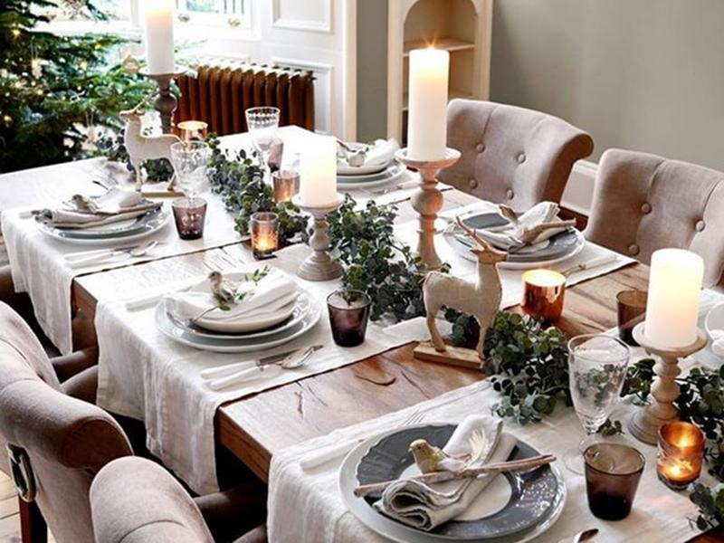 4 estilos de Navidad para decorar tu casa
