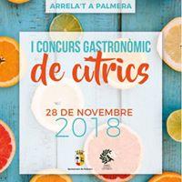 I CONCURS DE CITRICS DE PALMERA