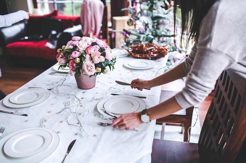 ¿Cómo preparar la mesa de Navidad perfecta?