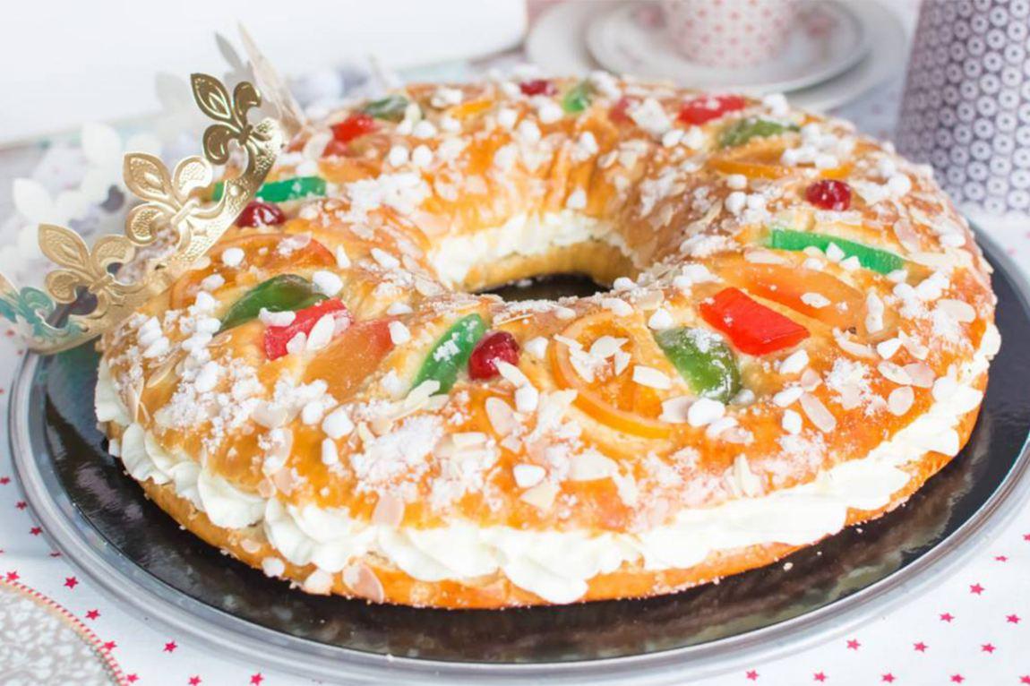 Foto El roscón de Reyes