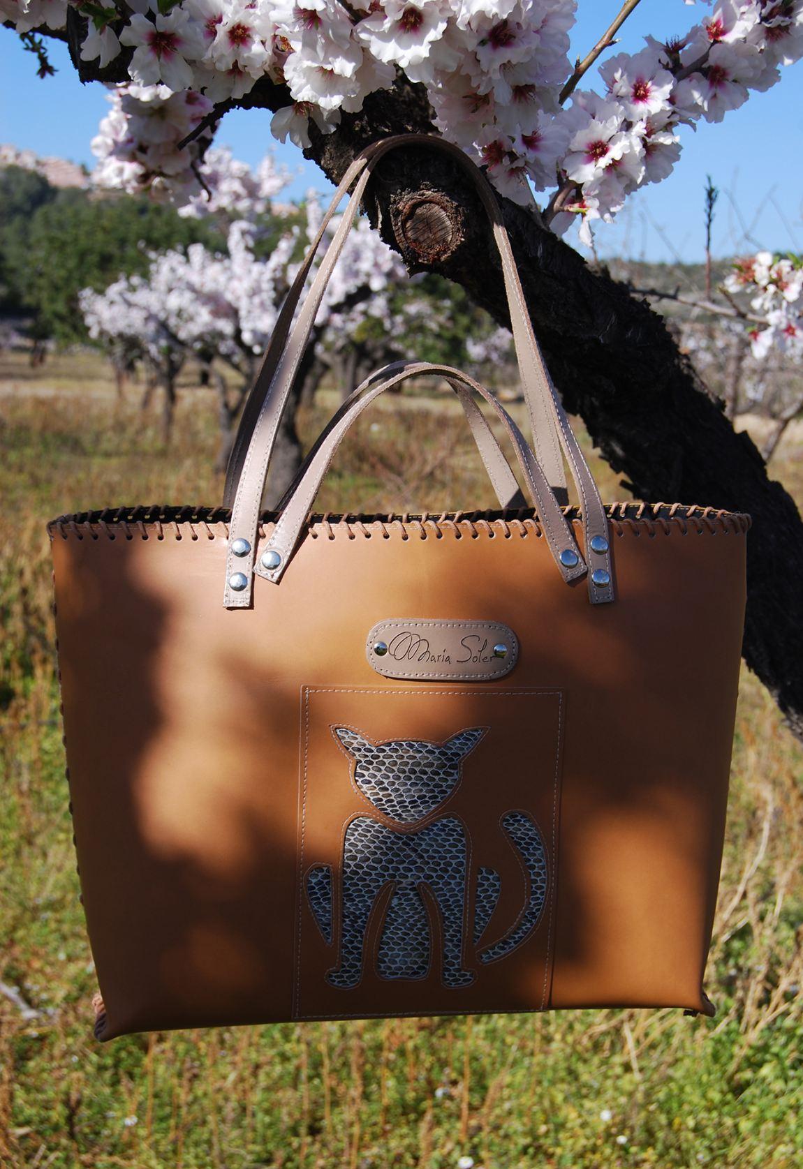 Ecofriendly TOTE Bag, by MARIA SOLER