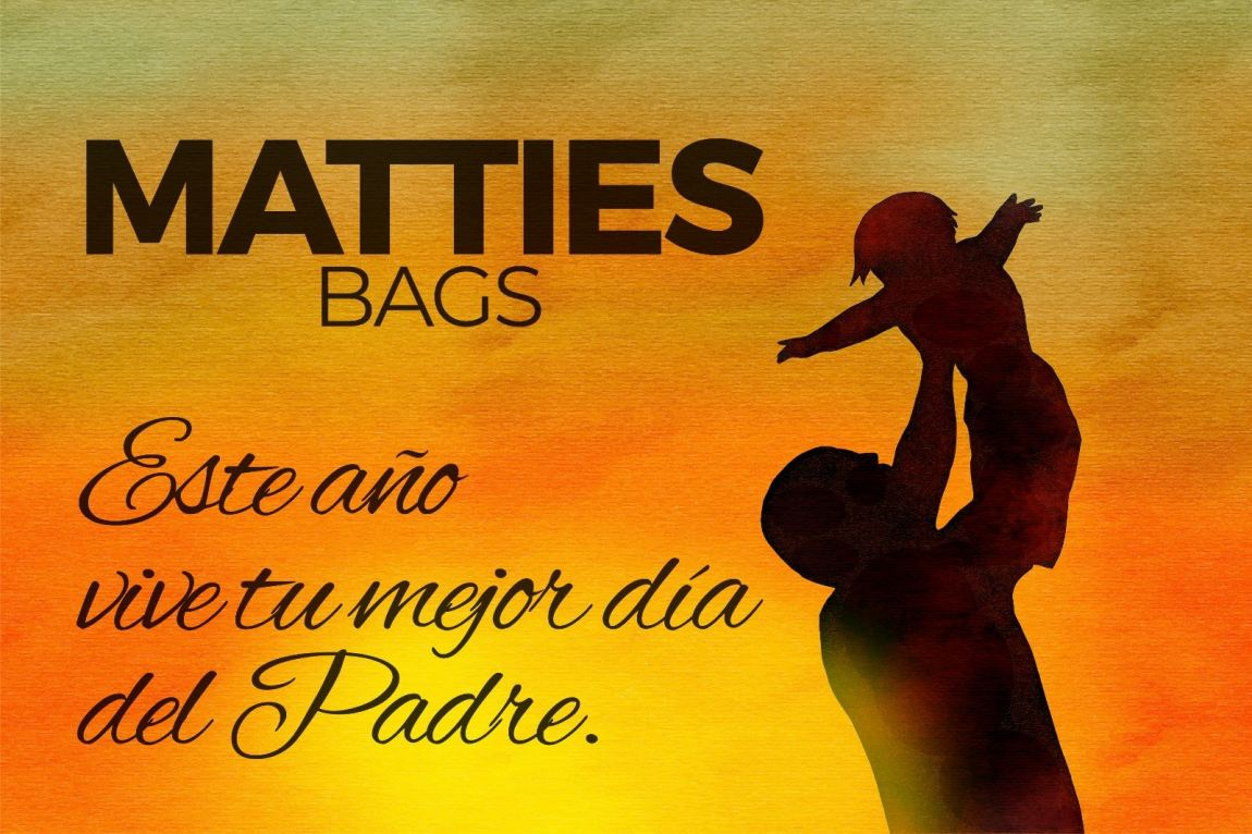 Surprise your father with Matties Bag