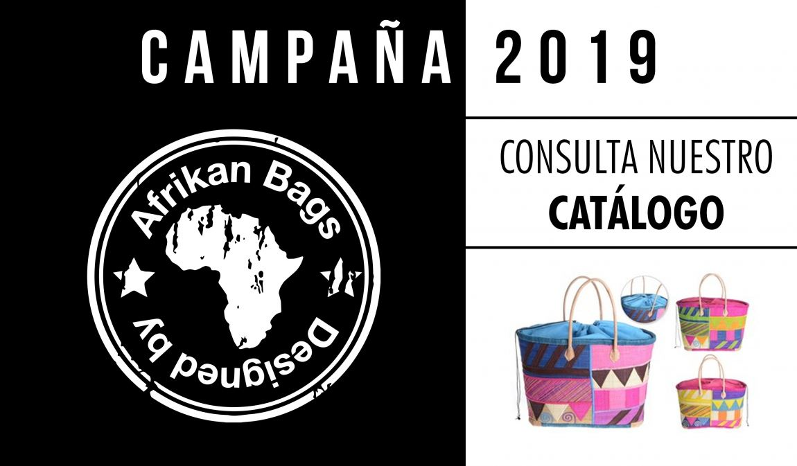 Picture CAMPAÑA AFRIKAN BAGS 2019
