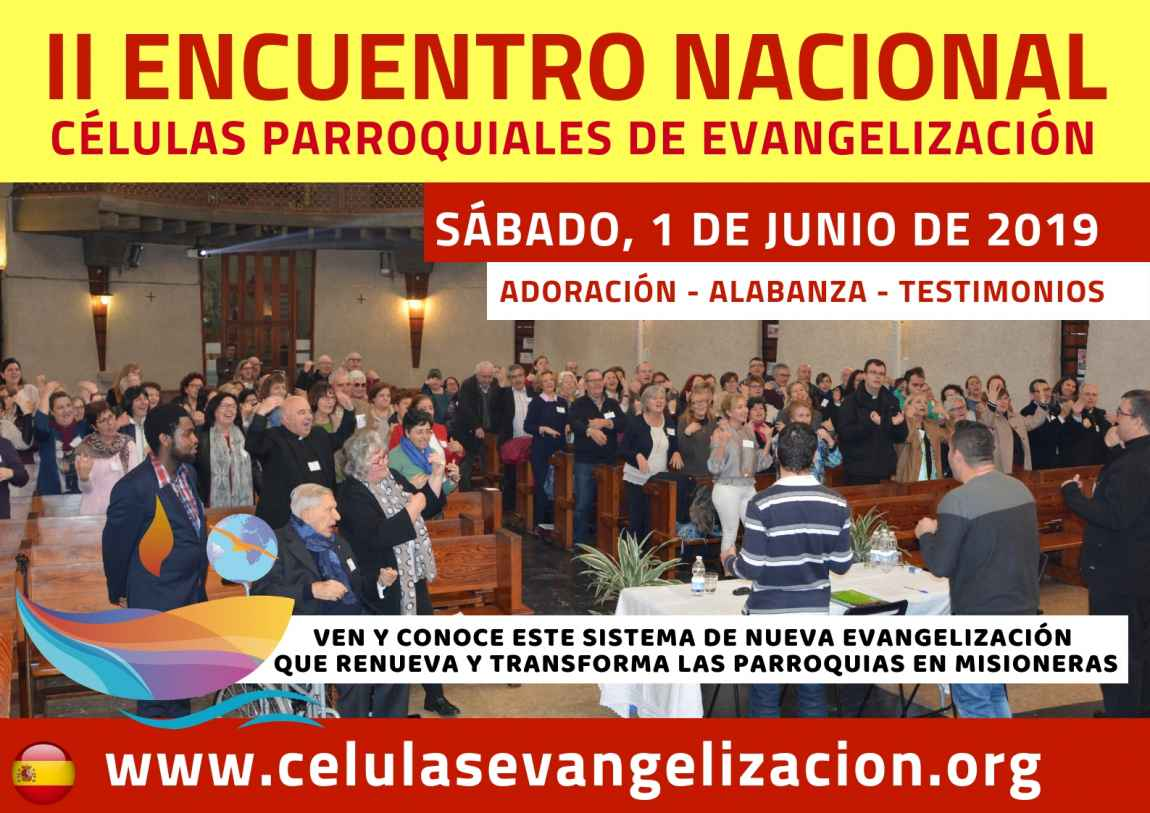 Foto II Encuentro Nacional SCPE-España