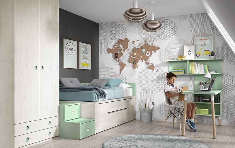 Consejos para un dormitorio juvenil