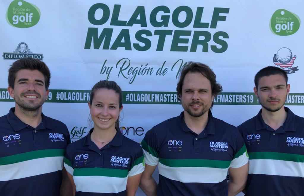 Foto IVARS con Olagolf Masters