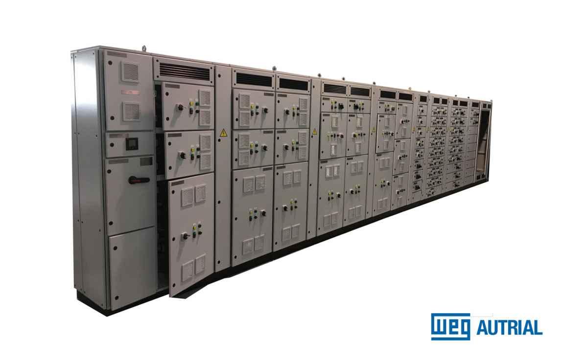Cuadros electricos PTA y PTE para planta Biomasa
