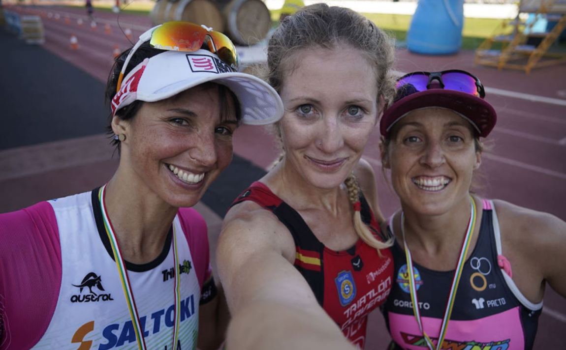Triumph of Cristina Roselló in the 'Triathlon La Rioja 2019