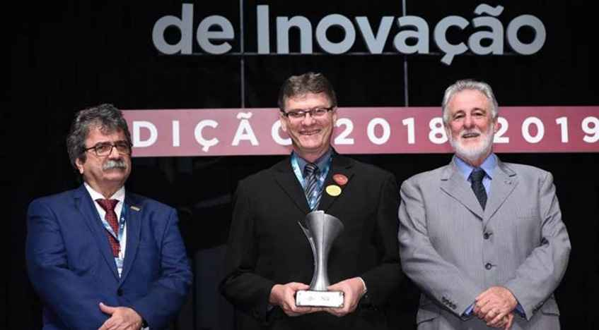 WEG receives the National innovation award in Brazil