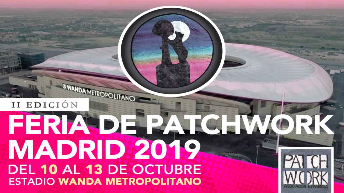 Foto Feria Profesional del Patchwork, Madrid