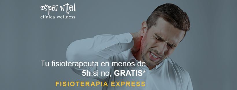 Nuevo Servicio Fisioterapia Express