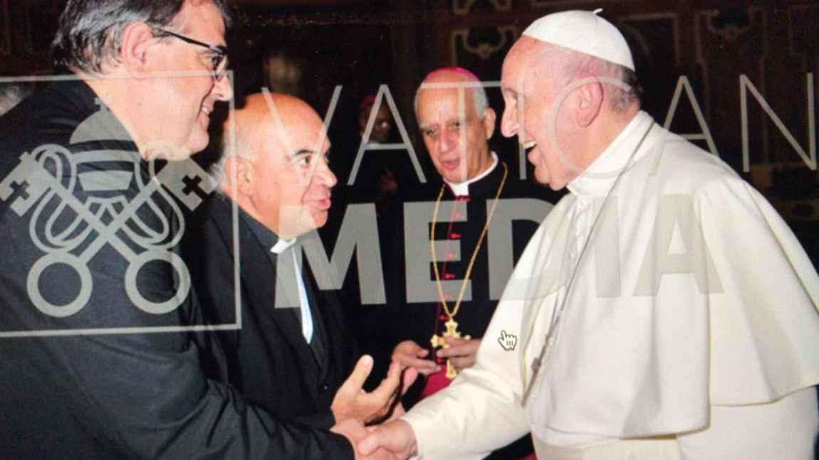 Presentes en Roma: Caminos de Nueva Evangelización.