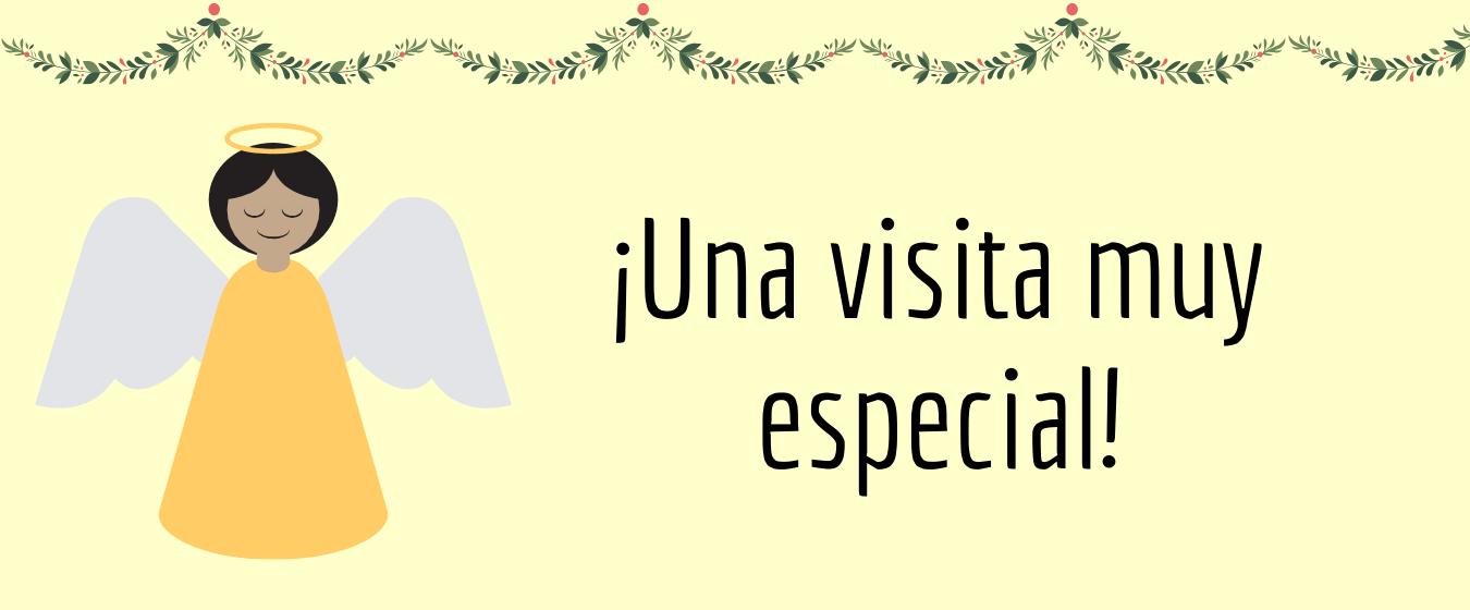 Foto ¡UNA VISITA MUY ESPECIAL