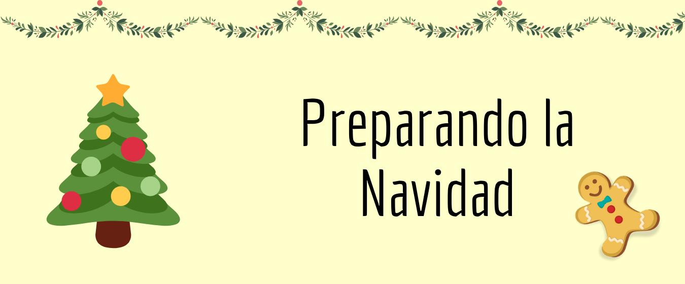 Foto PREPARANDO LA NAVIDAD