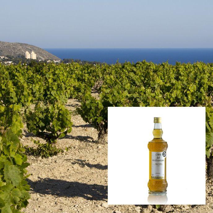 Foto Donde comprar Mistela  en Dénia: La Mistela Cims del Mediterrani