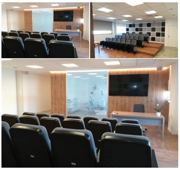 New conference room at Fresdental