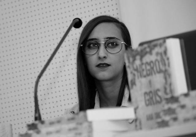 Foto La Presentación De Mi Libro. Por ANA ORGAZ
