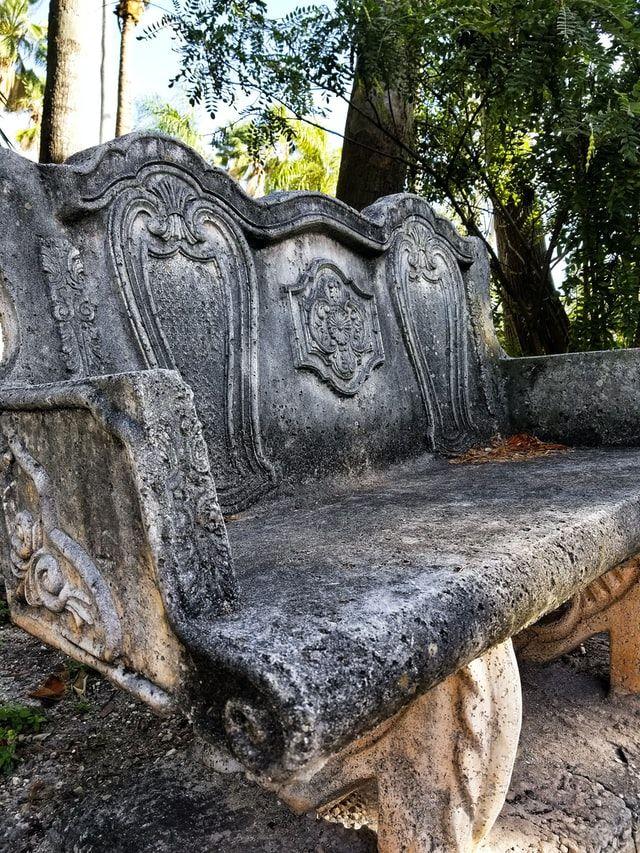 Foto Usos de la piedra para el jardín