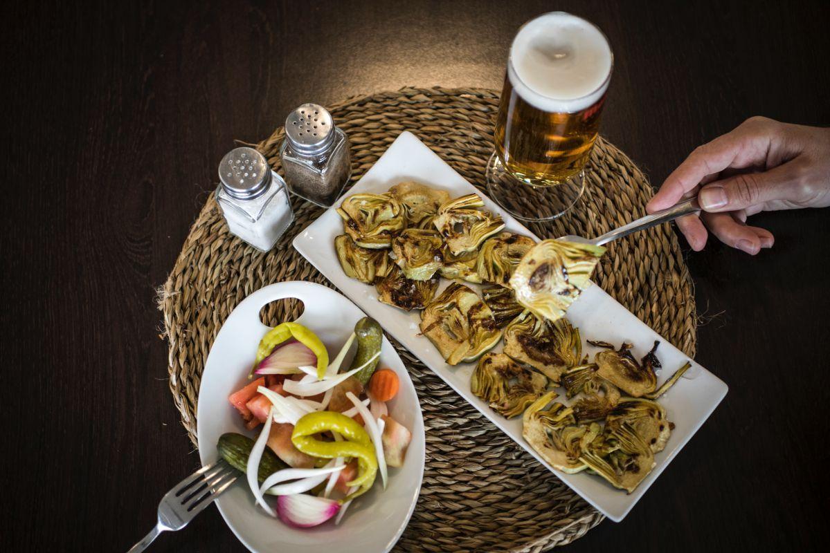 El ritual del 'almorçaret' o desayuno tardío en la Marina Alta