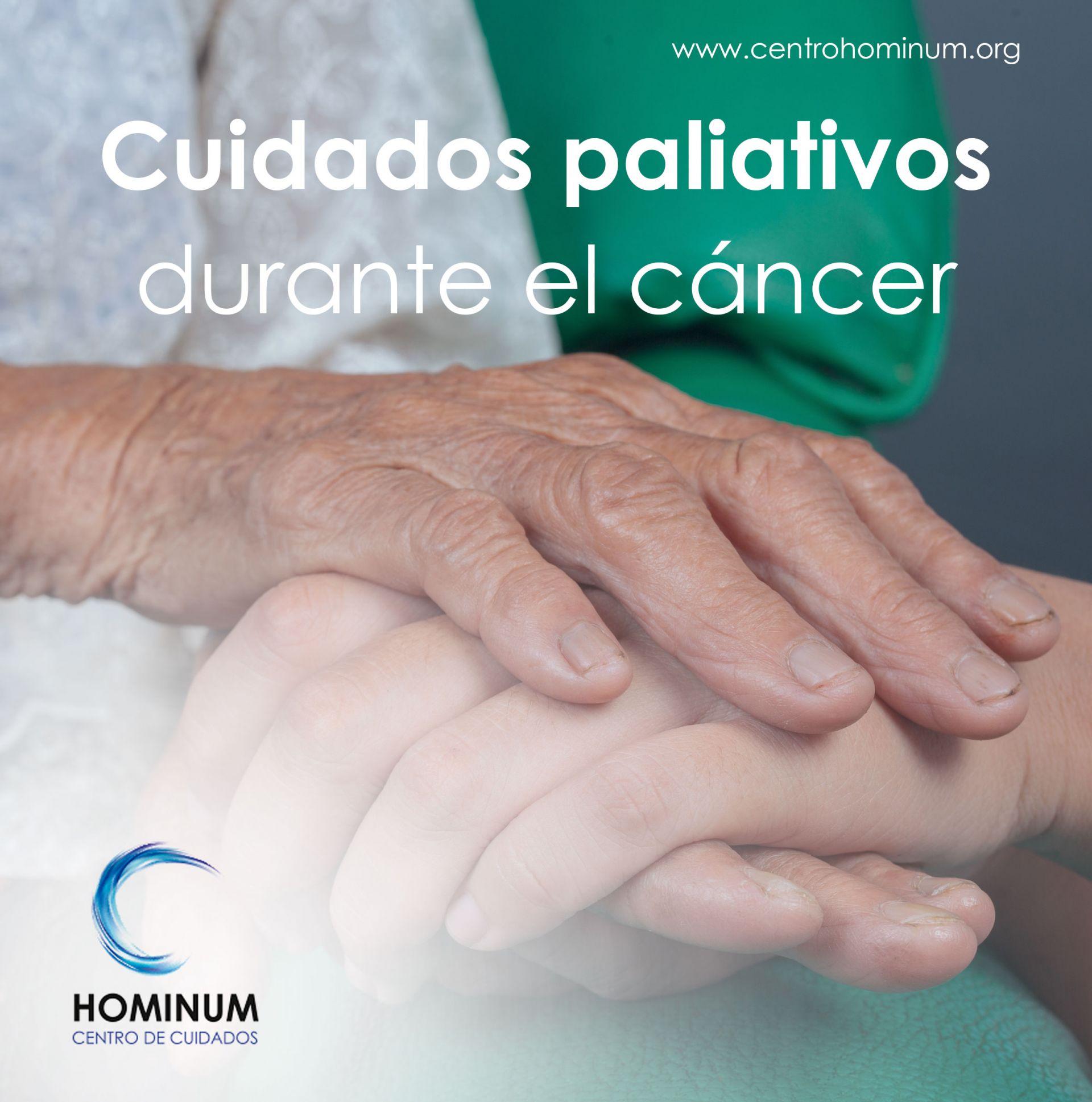 Foto Cuidados paliativos durante el cáncer