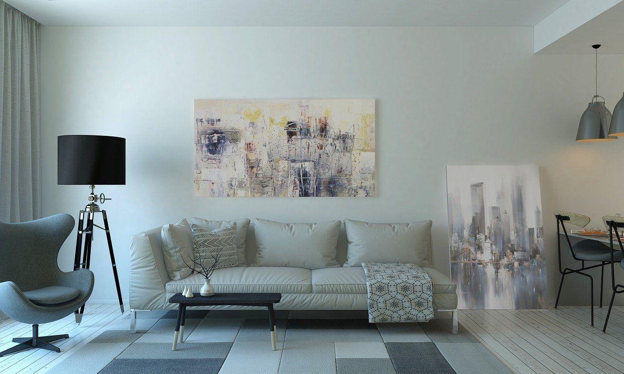 Foto Las claves para disfrutar de un salón acogedor y relajante
