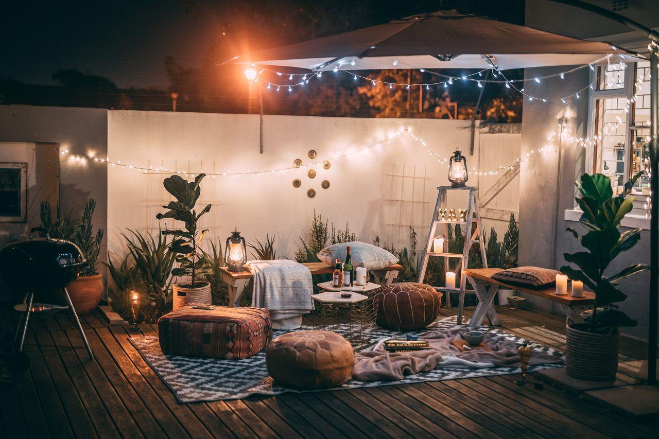 Foto Ideas de decoración para el verano